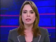 A Jornalista do SBT dá uma declaração polêmica que pode tirar a eleição de Dilma…