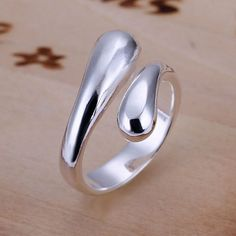 Cheap silver ball stud earrings, Buy Quality silver jewelry forever directly from China jewelry craft Suppliers: Wholesale 925 jewelry silver plated ring, silver fashion jewelry, Double Round Head Ring-Opend /anfajema anhajeoa Head Jewelry, Jewelry Rings, Silver Jewelry, Jewelry Watches, China Jewelry, Jewellery, Silver Earrings, Teardrop Ring, Thumb Rings
