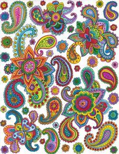 Dreams of Paisley by Liquid-Mushroom.deviantart.com on @deviantART