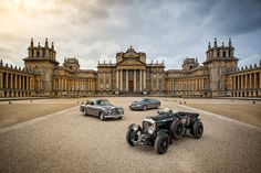 For the first time at Blenheim Palace visitors are invited to the exclusive Bentley Drivers Club Showcase on 22nd May. This exciting motoring event celebrates the 80th anniversary of the inaugural run of the Bentley Drivers Club.