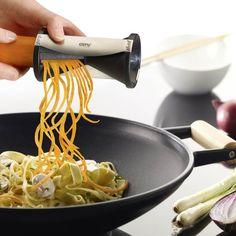 Más vegetales en los spaguettis!