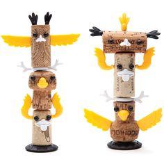 Totem - korkové zátky