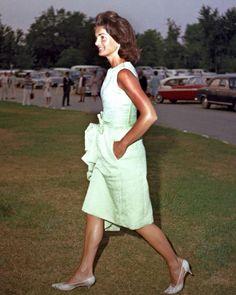 Jackie Kennedy, 1960s