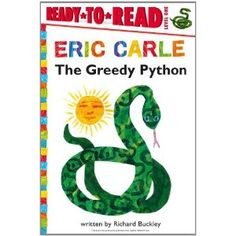 """The Greedy Python"" by Richard Buckley"