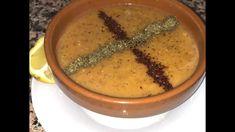 Supa de linte rosie - bucataria turceasca - YouTube Bitter Melon, Turkish Recipes, Kfc, Raw Vegan, Paella, Hamburger, Pudding, Desserts, Youtube