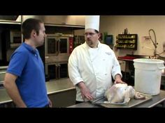 Thanksgiving turkey preparation tips from MSU's Chef Bailey