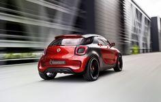 Smart ForFour Cabrio Electric Drive to Launch in 2016 Smart Roadster, Ferrari, Lamborghini, Audi, Porsche, Supercars, Subaru, Bugatti, Smart Forfour