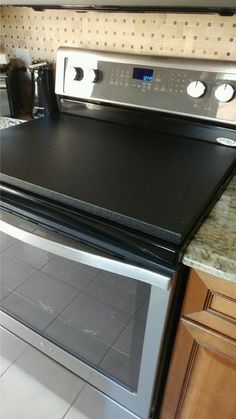 Induction Cooktop Cover Wood From Lowes Cut To Fit