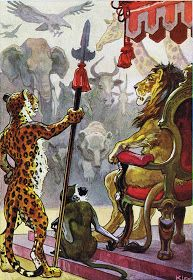 Deja View: Heinrich Kley's Reynard, the Fox