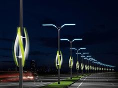 The rise in the demand for energy and the decline in its supply have made product manufacturers and designers come up with sustainable alternatives that help save energy or run on renewable sources of energy. The street lighting industry has also witnesse