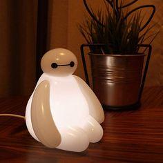 infoThink BIG HERO 6 - Baymax USB LED Lamp