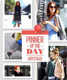 """Pinterest Star Of The Day: Krystal Bics, """"TTH"""""""
