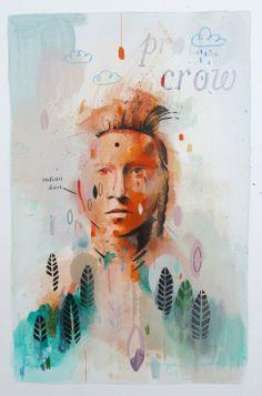 Crow - Andrew Sutherland Crow, Illustration, Inspiration, Biblical Inspiration, Illustrations, Raven, Crows, Character Illustration, Inspirational