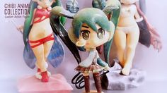 Exclusive Collection of Custom Anime Chibi Figures (Figurine Anime Styles). Hatsune Miku, Fairy, Skulls. http://www.ebay.com/itm/322421597651 Current toy created exclusively. Exactly same copy can't be. Because of handmade. Toys can be disassembled on parts. Fairy - 18 parts, Skull - 11 parts, Hatsune Miku - No parts.  HIGH SIZE OF TOYS: Fairy - 12 cm, Hatsune Miku - 12 cm, Skills - 13 cm Paint: Acrylic Material: Plastic #ActionFigures #Toys