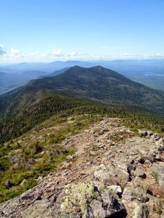 The Pursuit of Life: New England 4000 Footers. The Bigelow Range: Most Scenic Miles on the Appalachian Trail