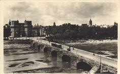 Puente y Torres de Serranos, año 1943