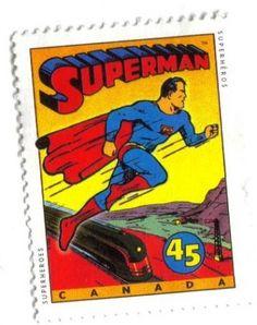 Superman - Canada