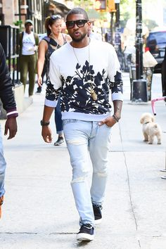 Usher - Statement Sweater