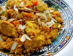... Kashmiri Chicken, Cardamom and Saffron Pilau: Spiced Indian Rice