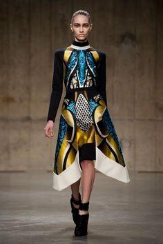 Peter Pilotto Review | Fashion Week Fall 2013