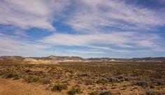 La Patagonie a parfois des airs de Far-West américain ne serait -ce que par l'immensité des paysages!