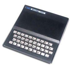Timex Sinclair 1000 home computer (ZX81 variant)