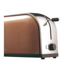 KENWOOD Metallics TTM127 4-Slice Toaster - Antique Bronze