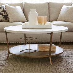 Universal Furniture Playlist Round Cocktail Table - Coffee Tables at Hayneedle