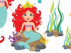 copy0-1444685807-clipart-mermaid-princess2.jpg (640×482)