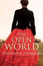 The Open World – Stephanie Johnson