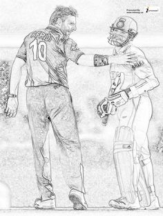 lovely sachin and afridi image !!!... For any query email: sales@infoway.us or visit: http://www.infoway.us/
