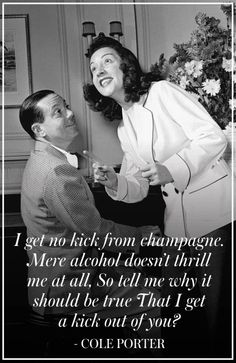The Best Cole Porter Lyrics Of All Time  - TownandCountryMag.com