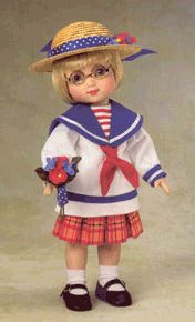 Anne Estelle by Robert Tonner. I wish I had this doll. Soooo cute!! Looks like my great granddaughter, Lenzy.