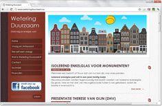 Wetering Duurzaam (website door Vlot & Goed)