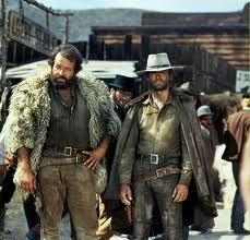 Bud Spencer e Terence Hill Chuck Norris, Retro Hits, Mejores Series Tv, Bud Spencer, Famous Duos, New Ip, Westerns, Terence Hill, Photo Star