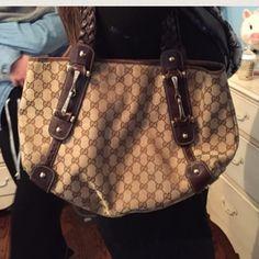 Gucci Pelham Horsebit Shoulder Bag Used Gucci bag 100% authentic Gucci Bags Shoulder Bags