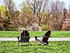 The first Adirondack Chair was invented in 1903 by Thomas Lee in Westport, NY and was originally called the \
