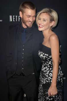 Nicky Whelan Photos: Stars at the Weinstein Company/Netflix's Golden Globes Afterparty