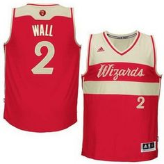 Men s Washington Wizards  2 John Wall Revolution 30 Swingman 2015 Christmas  Day Red Jersey Red 64414502a