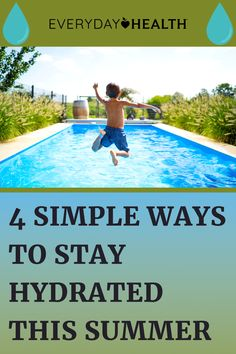 Dehydration can be detrimental to your health.