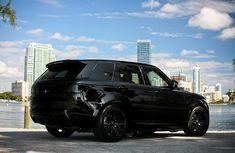 Customized Range Rover Sport - Exclusive Motoring - Miami, FL | Exclusive Motoring Miami