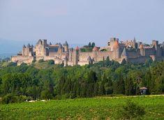 Carcassonne ©P. Palau  www.rendevousenfrance.com
