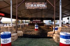 Couture Details Events | Formula One | COTA Ranch | Austin Event Planning | Don't Mess With Texas