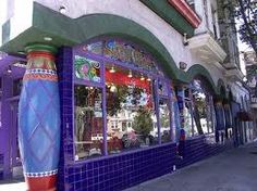 storefront on Haight Street