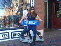 Elvis in Nashville, TN! #worldventures #youshouldbehere #YSBH