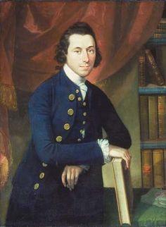 Portrait of Thomas Bolling, c.1773, possibly by Matthew Pratt, CWF acc. no. G1995-99