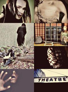 Penny Dreadful modern AU: Caliban/the Creature/John Clare