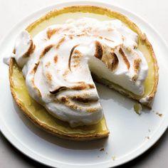 Lighter Lemon Meringue Pie Recipe