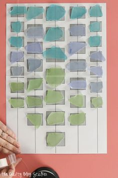 Decorate your home with a beautiful sea glass wind chime. This step by step tutorial will show you exactly what to do. Wind Chimes Craft, Glass Wind Chimes, Construction Paper Crafts, Small Craft Rooms, Crochet For Beginners Blanket, Sea Glass Crafts, Diy Garden Projects, Beach Crafts, Easy Diy Crafts