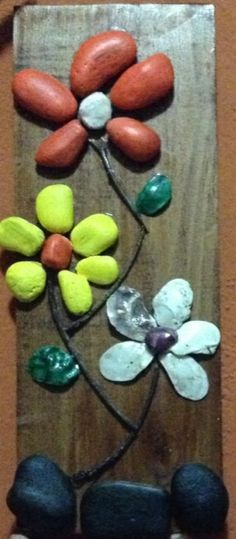 flores  realizado por Helen Mendieta
